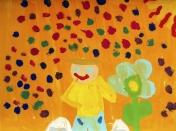 Figuration libre au cours de peinture et dessin Entretoile